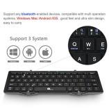 1byone-Pocket-Size-Mini-Folding-Wireless-Bluetooth-Keyboard-Portable-Ultra-slim-Bluetooth-Keyboard-for-Apple-iPad-Pad-Air-2-Air-iPad-mini-3-mini-2-mini-iPad-4-3-2-Windows-Mac-OS-Linux-IOSAndroid-Table-0-0