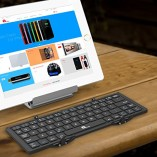 1byone-Pocket-Size-Mini-Folding-Wireless-Bluetooth-Keyboard-Portable-Ultra-slim-Bluetooth-Keyboard-for-Apple-iPad-Pad-Air-2-Air-iPad-mini-3-mini-2-mini-iPad-4-3-2-Windows-Mac-OS-Linux-IOSAndroid-Table-0-3