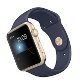 Apple-42-mm-Aluminium-Watch-with-Gold-Midnight-Blue-Sport-Band-0-2