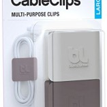 Bluelounge-Large-CableClip-Cable-Management-System-in-Grey-2-Pack-0