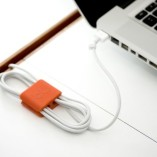 Bluelounge-Medium-CableClip-Cable-Management-System-in-Grey-Orange-4-Pack-0-3