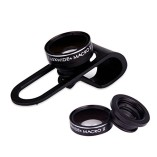 Choicelife-Universal-2-in-1-Mobile-Phone-Lens-Kit2-in-1-Macro-Lens-Wide-Angle-Lens-Universal-Clip-Black-0-0