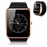 GENORTH-2015-Newest-Wearable-Bluetooth-Smart-Watch-GT08-Smart-Health-Wrist-Watch-Phone-with-SIM-Card-Slot-and-NFC-for-Android-Samsung-HTC-LGFull-Functions-IOS-iPhone-55s6plusPartial-functions-Gold-0