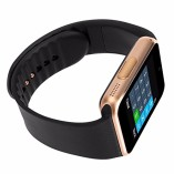 GENORTH-2015-Newest-Wearable-Bluetooth-Smart-Watch-GT08-Smart-Health-Wrist-Watch-Phone-with-SIM-Card-Slot-and-NFC-for-Android-Samsung-HTC-LGFull-Functions-IOS-iPhone-55s6plusPartial-functions-Gold-0-3