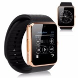 GENORTH-2015-Newest-Wearable-Bluetooth-Smart-Watch-GT08-Smart-Health-Wrist-Watch-Phone-with-SIM-Card-Slot-and-NFC-for-Android-Samsung-HTC-LGFull-Functions-IOS-iPhone-55s6plusPartial-functions-Gold-0-5