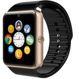PADGENE2016-Newest-Wearable-Bluetooth-Smart-Watch-GT08-Smart-Health-Wrist-Watch-Phone-with-SIM-Card-Slot-and-NFC-for-Android-Samsung-HTC-LG-SONY-HUAWEIFull-Functions-IOS-iPhone-55s6plusPartial-functio-0