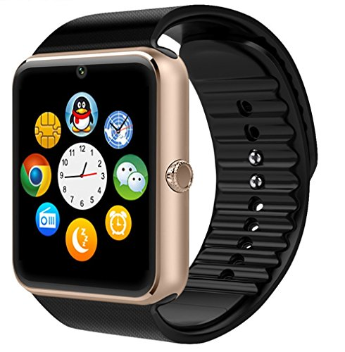 PADGENE2016 Newest Wearable Bluetooth Smart Watch GT08