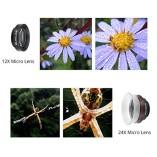VicTsing-Clip-Supreme-Fisheye-Lens-12X-Macro-24X-Super-Macro-3-in-1-Lens-Kit-for-Apple-iPhone-SE-6-6S-6-Plus-Apple-55S5C4-HTC-Sony-LG-No-Dark-Circle-by-the-Fisheye-Lens-0-3