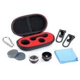 VicTsing-Clip-Supreme-Fisheye-Lens-12X-Macro-24X-Super-Macro-3-in-1-Lens-Kit-for-Apple-iPhone-SE-6-6S-6-Plus-Apple-55S5C4-HTC-Sony-LG-No-Dark-Circle-by-the-Fisheye-Lens-0-5