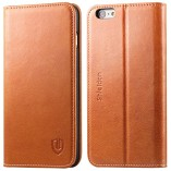 iPhone-6s-Case-SHIELDON-Handmade-Wallet-Case-Genuine-Leather-Case-Flip-Book-Cover-with-Stand-Function-Card-Slots-Magnetic-Closure-for-iPhone-6s-iPhone-6-47-inch-Brown-0