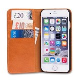 iPhone-6s-Case-SHIELDON-Handmade-Wallet-Case-Genuine-Leather-Case-Flip-Book-Cover-with-Stand-Function-Card-Slots-Magnetic-Closure-for-iPhone-6s-iPhone-6-47-inch-Brown-0-3